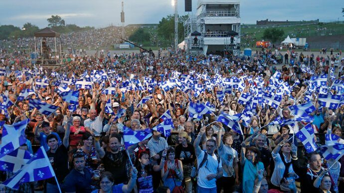 Saint-Jean-Baptiste Day (Quebec National Holiday)