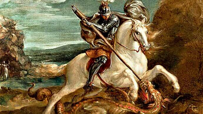 St. George's Day (holiday for Newfoundland and Labrador)